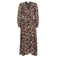 Textil Mulher Vestidos compridos Betty London PILOMENE Preto