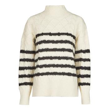 Textil Mulher camisolas Betty London PARADE Cru / Marinho