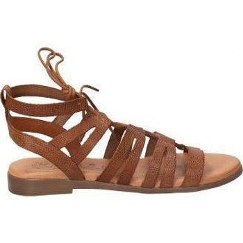 Sapatos Mulher Sandálias Tarke SANDALIAS KAOLA- 1357 SEÑORA ROBLE Marron