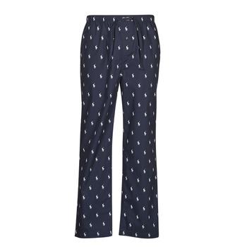 Textil Homem Pijamas / Camisas de dormir Polo Ralph Lauren PJ PANT SLEEP BOTTOM Marinho