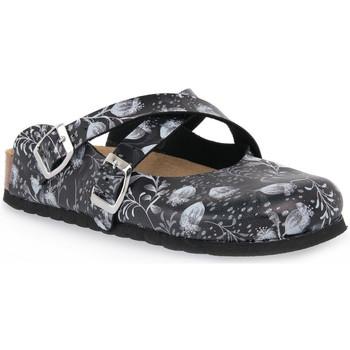 Sapatos Mulher Tamancos Bioline NERO IBIS Nero