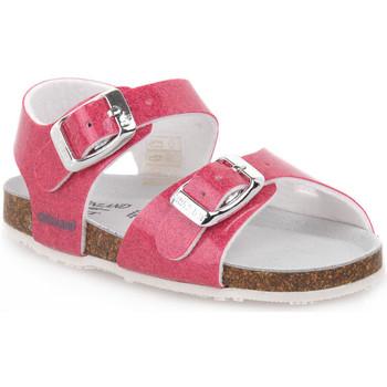 Sapatos Rapariga Sandálias Grunland FUXIA 40AFRE Rosa