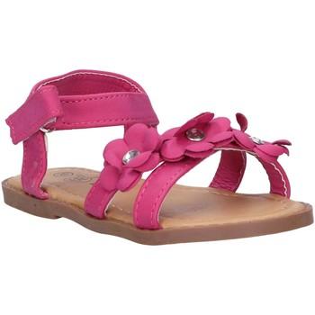 Sapatos Rapariga Sandálias Urban B125980-B1758 Rosa