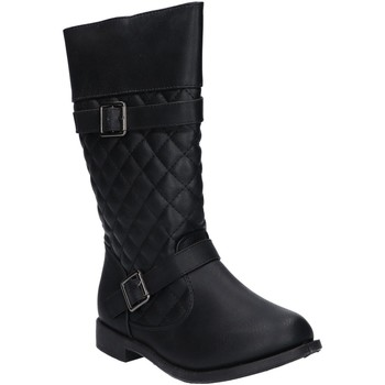 Sapatos Rapariga Botas Urban B089540-B4600 Negro