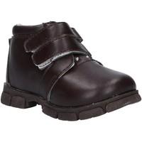 Sapatos Rapaz Botas baixas Happy Bee B155890-B1153 Marr?n