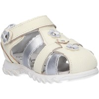 Sapatos Rapariga Sandálias Urban B130904-B1153 Blanco