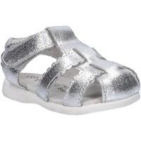 Sapatos Rapariga Sandálias Urban B127714-B1153 Plateado