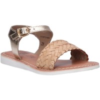 Sapatos Rapariga Sandálias MTNG 47241 Beige