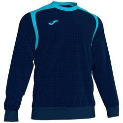 Textil Sweats Joma Champion V Azul Marinho-Turquesa flúor