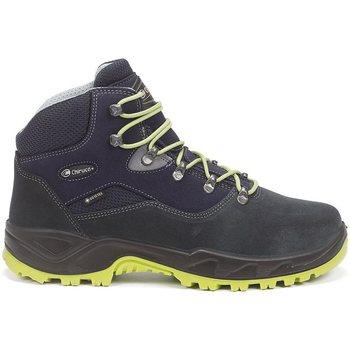 Sapatos Homem Calçado de segurança Chiruca Botas  Mulhacen 53 Gore-Tex Cinza