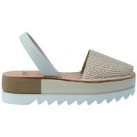 Sapatos Mulher Sandálias Ria  Cinza