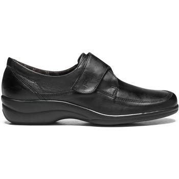 Sapatos Mulher Mocassins Fluchos MOCCASINS 6629 SANOTAN STK PRETO