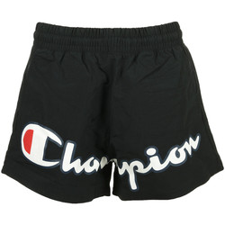 Textil Mulher Shorts / Bermudas Champion Short Wn's Preto