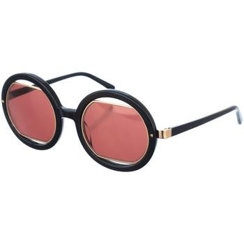 Relógios & jóias Mulher óculos de sol Marni Gafas de Sol Preto