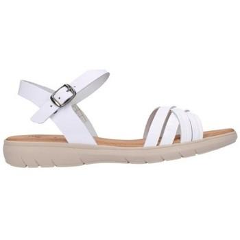 Sapatos Mulher Sandálias Lola Rico 942 Mujer Blanco blanc