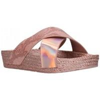 Sapatos Mulher Chinelos Kelara K12033 Mujer Rosa rose