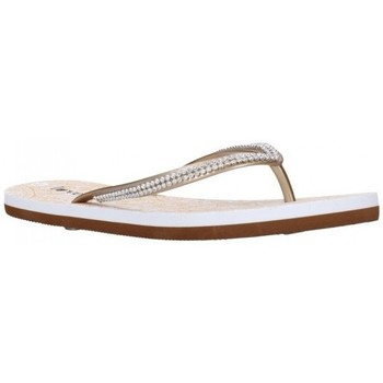 Sapatos Mulher Chinelos Kelara K12009 Mujer Dorado Doré