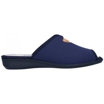 Sapatos Mulher Chinelos Calzamur 51119000 Janeiro 120 Mujer Azul bleu