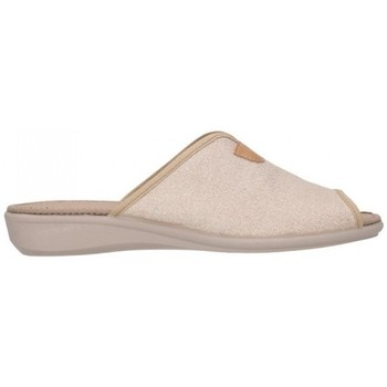 Sapatos Mulher Chinelos Calzamur 51119000 Mabel A48 Mujer Beige beige
