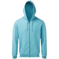 Textil Homem Sweats Asquith & Fox AQ046 Oceano brilhante