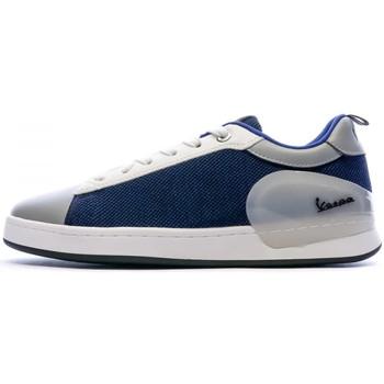 Sapatos Homem Sapatilhas Vespa  Azul