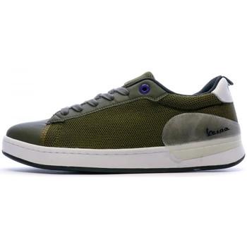 Sapatos Homem Sapatilhas Vespa  Verde