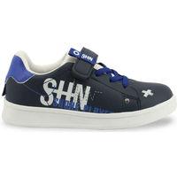 Sapatos Criança Sapatilhas Shone - 208-116 Azul
