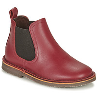 Sapatos Criança Botas baixas Citrouille et Compagnie HOVETTE Bordô
