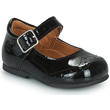 Sapatos Rapariga Sabrinas Citrouille et Compagnie PULLO Verniz / Preto