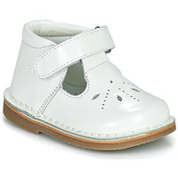 Sapatos Rapariga Sabrinas Citrouille et Compagnie OTAL Branco / Verniz