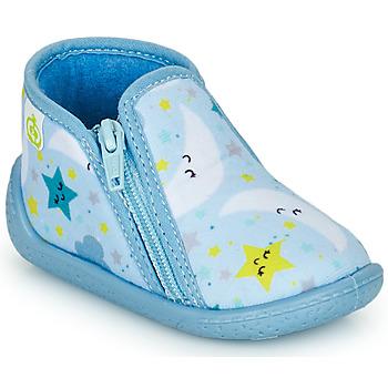 Sapatos Criança Chinelos Citrouille et Compagnie PAVIOLI Céu