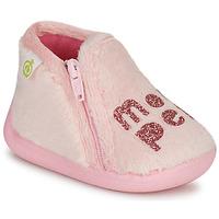 Sapatos Rapariga Chinelos Citrouille et Compagnie PRADS Rosa