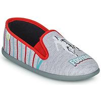 Sapatos Rapaz Chinelos Citrouille et Compagnie PAKITEL Cinza