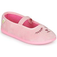 Sapatos Rapariga Chinelos Citrouille et Compagnie PIDDI Rosa