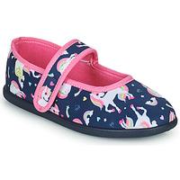 Sapatos Rapariga Chinelos Citrouille et Compagnie PIVONA Marinho