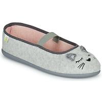 Sapatos Rapariga Chinelos Citrouille et Compagnie PASTALDENTE Cinza