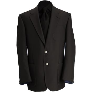 Textil Homem Casacos/Blazers Brook Taverner BR051 Preto