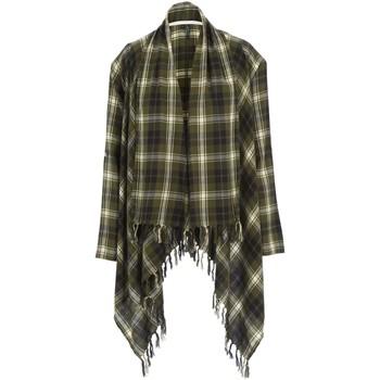 Textil Mulher Casacos de malha Animal  Preto Sombra