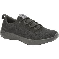 Sapatos Mulher Sapatilhas Gola  Preto