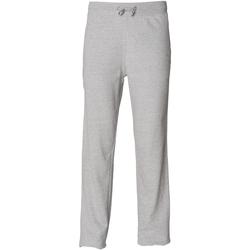 Textil Homem Calças de treino Skinni Fit SFM63 Heather Grey