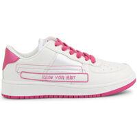 Sapatos Criança Sapatilhas Shone - 17122-021 Branco