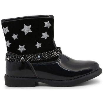 Sapatos Criança Botas baixas Shone - 234-022 Preto