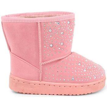Sapatos Rapariga Botas de neve Shone - 198 Rosa