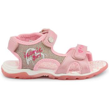 Sapatos Rapariga Sandálias Shone - 6015-031 Rosa