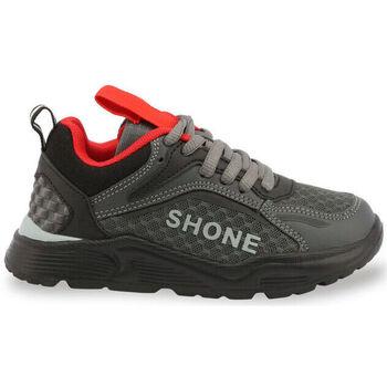 Sapatos Criança Sapatilhas Shone - 903-001 Cinza