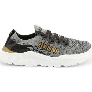 Sapatos Criança Sapatilhas Shone - 155-001 Cinza