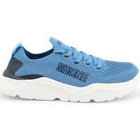 Sapatos Criança Sapatilhas Shone - 155-001 Azul
