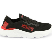 Sapatos Criança Sapatilhas Shone - 155-001 Preto