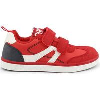 Sapatos Criança Sapatilhas Shone - 15126-001 Vermelho