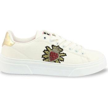 Sapatos Mulher Sapatilhas Shone - 620-523 Branco